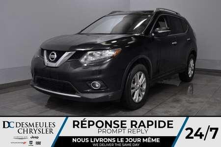 2015 Nissan Rogue S + bancs chauff + toit ouv + bluetooth for Sale  - DC-D1773  - Desmeules Chrysler