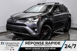 2018 Toyota Rav4 XLE - TRAIL EDITION - TRÈS RARE!  - DC-D1832  - Desmeules Chrysler