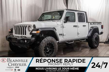 2020 Jeep Gladiator * EDITION BLACK OPS STAGE 2 * * 35 POUCES * for Sale  - BC-20002  - Blainville Chrysler