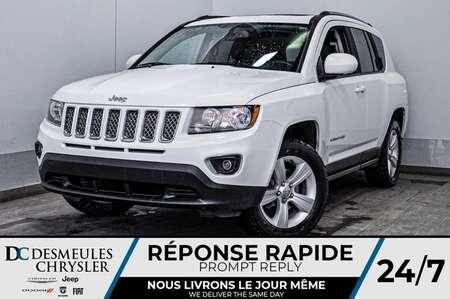 2015 Jeep Compass High Altitude + a/c + toit ouv + bancs chauff for Sale  - DC-90030A  - Desmeules Chrysler