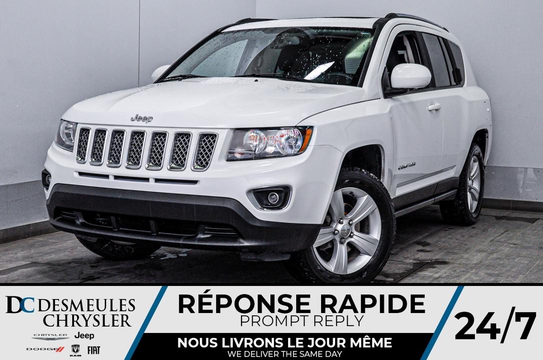 2015 Jeep Compass  - Blainville Chrysler