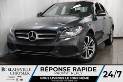 2015 Mercedes-Benz C-Class C300 4MATIC + MAGS + CUIR + TOIT PANO  - BC-P1245  - Desmeules Chrysler
