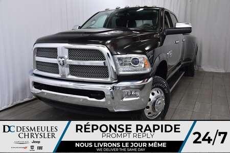 2016 Ram 3500 LONGHORN* Caméra Recul * Sièges & Vol. 4WD * for Sale  - DC-81001A  - Blainville Chrysler