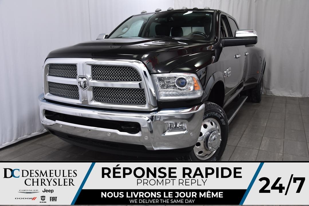 2016 Ram 3500  - Blainville Chrysler