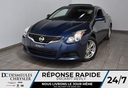 2013 Nissan Altima 2.5 S * Toit Ouvr * Sièges Chauff * 81$/Semaine  - DC-F1457  - Desmeules Chrysler
