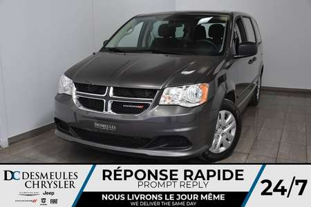 2017 Dodge Grand Caravan SE * A/C * Mode Econ for Sale  - DC-M1433  - Desmeules Chrysler