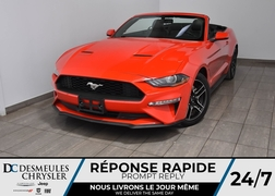 2018 Ford Mustang EcoBoost *GPS *Mode sport *A/C *135$/semaine  - DC-M1440  - Blainville Chrysler