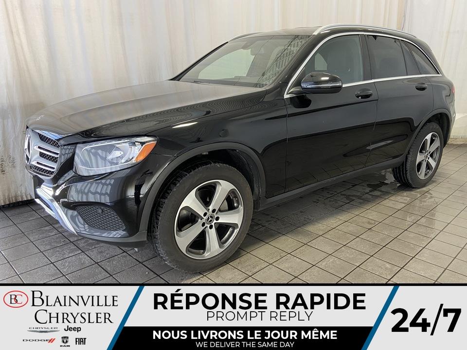 2017 Mercedes-Benz GLC  - Desmeules Chrysler