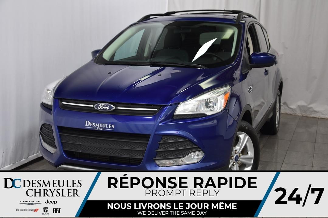2013 Ford Escape  - Desmeules Chrysler