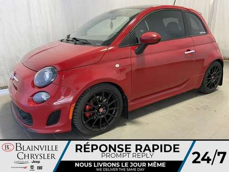 2013 Fiat 500 Turbo * 230 HP * PLUS PERFORMANT QU'UNE ABARTH * for Sale  - BC-ARN23  - Blainville Chrysler