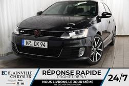 2012 Volkswagen GLI 50$/SEM + AUTOBAHN + MANUEL + MAGS + CUIR + TOIT  - BC-P1234  - Desmeules Chrysler