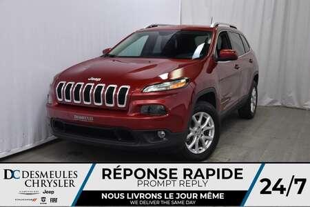 2017 Jeep Cherokee Bouton Start * Volant & Sièges Chauff. * Cam. Rec. for Sale  - DC-DE70325  - Blainville Chrysler