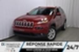 2017 Jeep Cherokee Bouton Start * Volant & Sièges Chauff. * Cam. Rec.  - DC-DE70325  - Blainville Chrysler