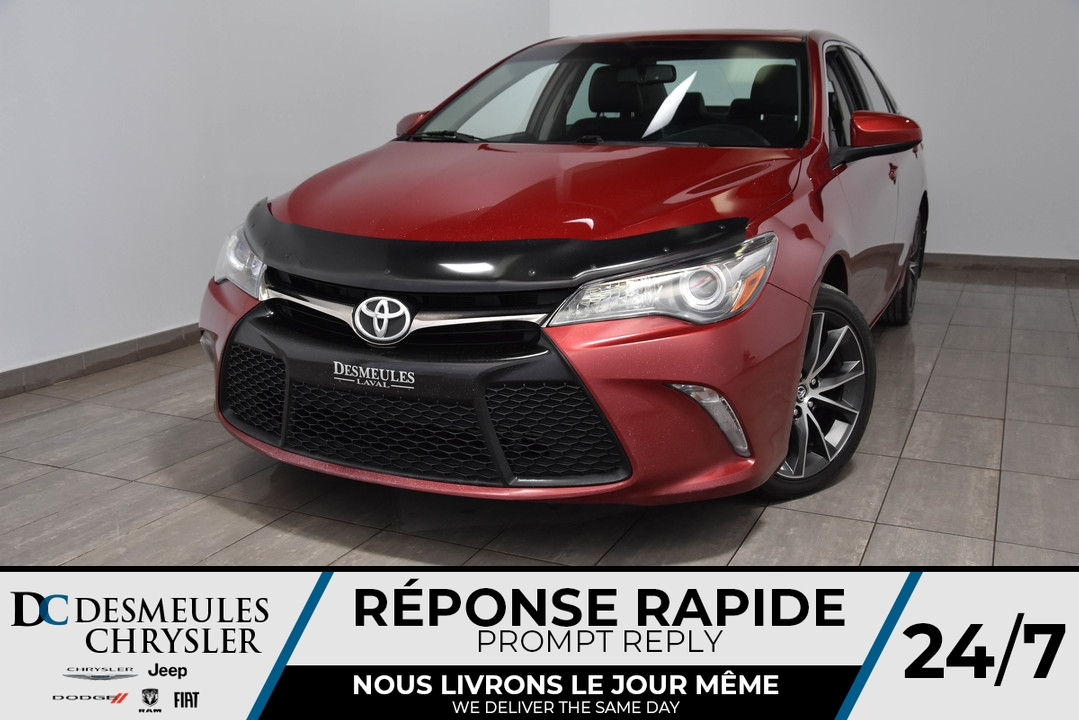 2015 Toyota Camry  - Desmeules Chrysler