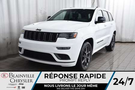 2020 Jeep Grand Cherokee Limited X + Toit Ouvr Pano + Cam Rec + Siège Chauf for Sale  - BDCL-20126  - Blainville Chrysler
