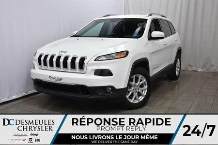 2017 Jeep Cherokee Bouton Start * Volant & Sièges Chauff. * Cam. Rec. for Sale  - DC-DE70345  - Blainville Chrysler