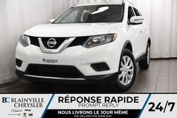 2016 Nissan Rogue S + AWD + CAM RECUL + BLUETOOTH + CLIM  - BC-P1242  - Desmeules Chrysler