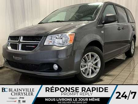 2019 Dodge Grand Caravan SXT 35th Anniversary Edition * CAM RECUL * CUIR * for Sale  - BC-90435A  - Blainville Chrysler