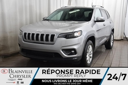 2019 Jeep Cherokee North + HITCH + APPLE CAR PLAY + CAM RECUL +  - BC-90390  - Desmeules Chrysler