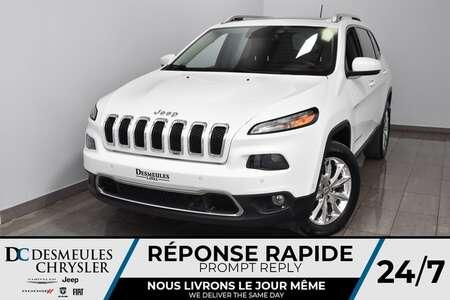 2015 Jeep Cherokee *Cam de recul * A/C *Toit Pano *90$/semaine for Sale  - DC-90657A  - Blainville Chrysler