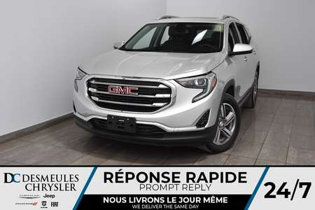 2018 GMC TERRAIN SLT Diesel * Bout star *GPS * A/C *122$/semaine for Sale  - DC-M1443  - Blainville Chrysler