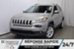 2018 Jeep Cherokee Toit Ouvr. Pano. * Bouton Start * Cam. Recul  - DC-DE80093  - Blainville Chrysler