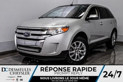 2013 Ford Edge Limited + bancs chauff + cam recul + bluetooth  - DC-A1542A  - Blainville Chrysler