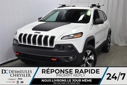 2018 Jeep Cherokee NAV * Sièges & Volant Chauff. * Cam. Recul  - DC-DE80080  - Blainville Chrysler