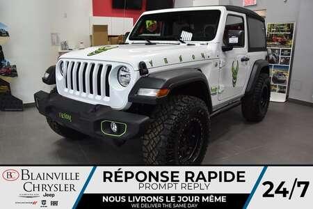 2020 Jeep Wrangler ***EDITION VENOM*** for Sale  - BC-20034  - Blainville Chrysler