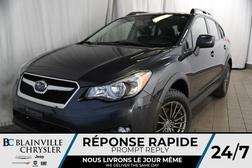 2014 Subaru XV Crosstrek 59$SEM+Premium+AWD+GROUPE SPORT+INSPECTÉ+  - BC-70692B  - Desmeules Chrysler