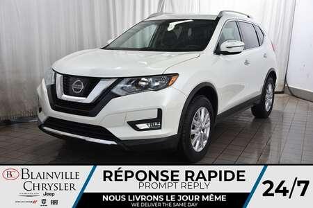 2017 Nissan Rogue SV + Cam Rec + Sièges Chauff +  AWD + Bout Démarr for Sale  - BC-90452A  - Blainville Chrysler