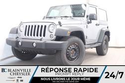 2015 Jeep Wrangler 88/ SEM + SPORT + AUTOMATIQUE + A/C  - BC-80269A  - Desmeules Chrysler