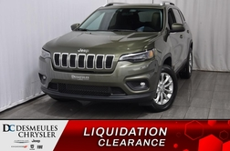 2019 Jeep Cherokee North + UCONNECT + BANCS CHAUFF 95$/SEM  - DC-90012  - Desmeules Chrysler