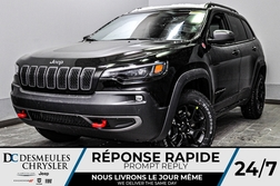 2020 Jeep Cherokee Trailhawk + BANCS CHAUFF + TOIT OUV *128$/SEM  - DC-20245  - Desmeules Chrysler