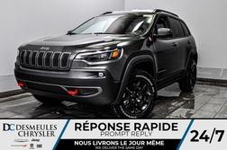 2020 Jeep Cherokee Trailhawk + BANCS CHAUFF + TOIT OUV *126$/SEM  - DC-20246  - Desmeules Chrysler