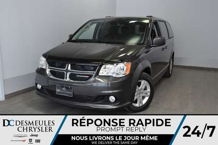 2019 Dodge Grand Caravan Crew 2WD for Sale  - DC-90908  - Desmeules Chrysler