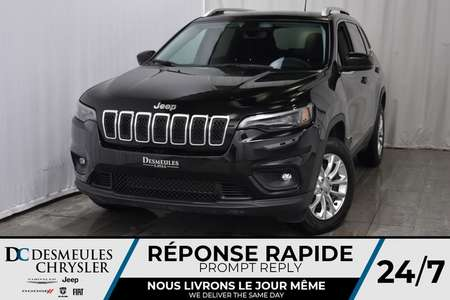 2019 Jeep Cherokee North + BANCS CHAUFF 114$/sem for Sale  - DC-90030  - Desmeules Chrysler