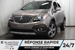 2014 Buick Encore AWD + MAGS + CAM RECUL + BLUETOOTH + SEMI-CUIR  - BC-P1242B  - Blainville Chrysler