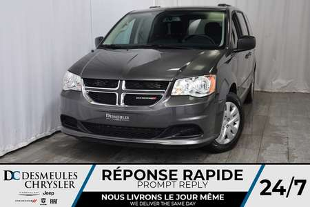 2017 Dodge Grand Caravan SXT for Sale  - DC-71368  - Blainville Chrysler