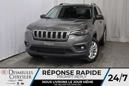 2019 Jeep Cherokee North + UCONNECT+ BANCS CHAUFF 123$/sem for Sale  - DC-90044  - Blainville Chrysler
