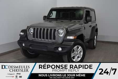 2019 Jeep Wrangler Sport S for Sale  - DC-90702  - Blainville Chrysler