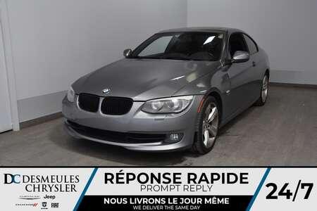 2011 BMW 3 Series 328i xDrive *Toit ouv *Sièges chauff *bout star for Sale  - DC-A1522A  - Desmeules Chrysler