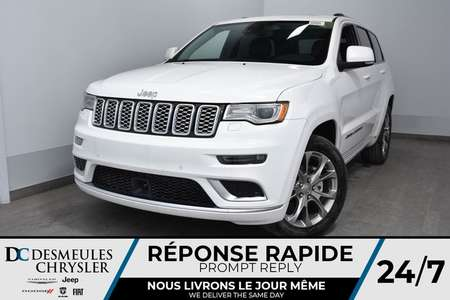 2019 Jeep Grand Cherokee Summit for Sale  - DC-90607  - Desmeules Chrysler