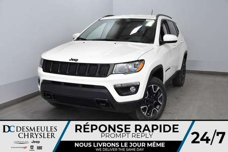 2019 Jeep Compass Upland Edition for Sale  - DC-90806  - Desmeules Chrysler