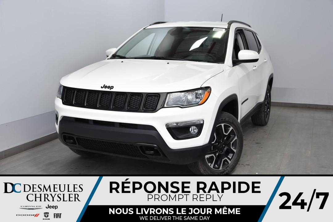 2019 Jeep Compass  - Blainville Chrysler