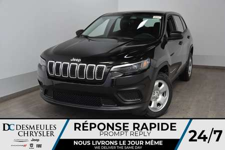 2019 Jeep Cherokee Sport for Sale  - DC-90923  - Desmeules Chrysler