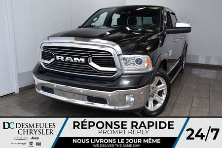 2015 Ram 1500 Laramie Limited 4WD * Cam Rec * NAV * 168$/Semaine for Sale  - DC-A1523  - Desmeules Chrysler