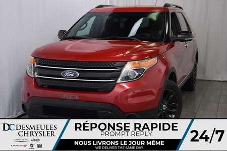 2011 Ford Explorer XLT * Com. au Volant * Sièges Chauff. * 5 Places for Sale  - DC-A0746  - Desmeules Chrysler