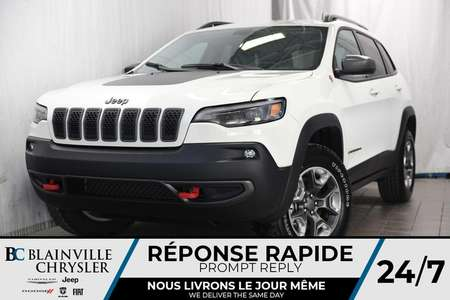 2019 Jeep Cherokee Trailhawk for Sale  - 90097  - Desmeules Chrysler
