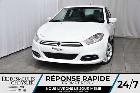 2013 Dodge Dart SXT * Mags 17 Po * A/C * Commades Vocales for Sale  - DC-A1069  - Blainville Chrysler